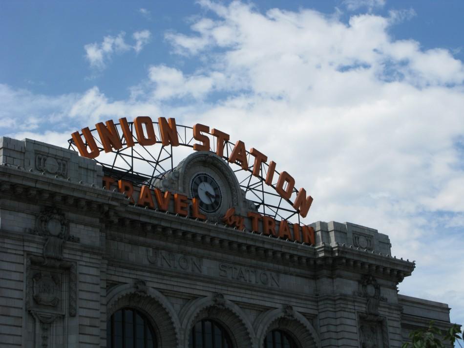 Union Station Train Station - Denver, CO